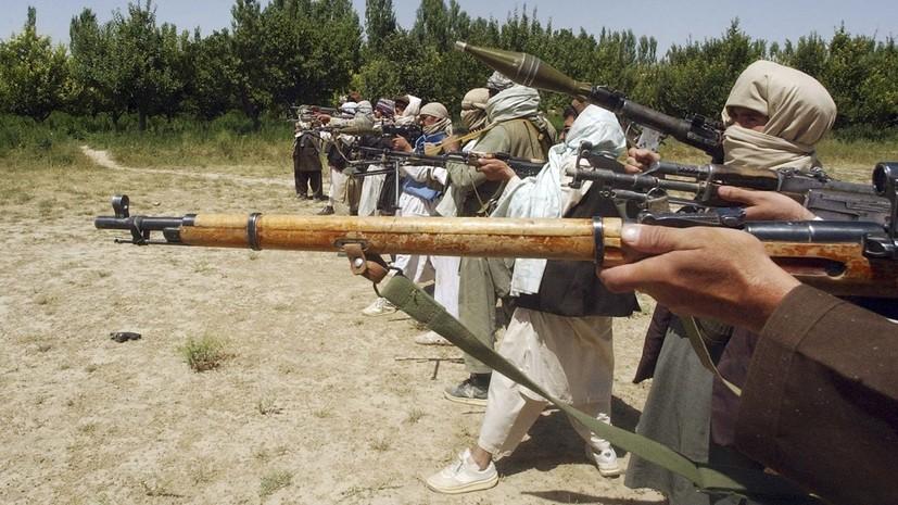 «Талибан» захватил афганский уезд на границе с Таджикистаном