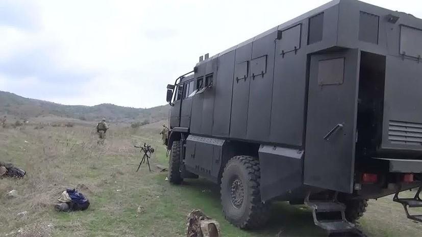 В НАК назвали число предотвращённых на территории России в 2017 году терактов