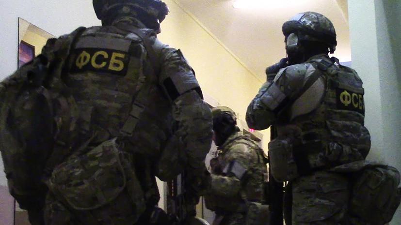 В ФСБ заявили о пресечении каналов поставок оружия в 14 регионах России