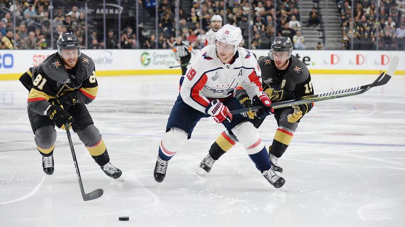 Хоккеист «Вашингтона» Бэкстрём назвал Кузнецова лучшим игроком команды в плей-офф