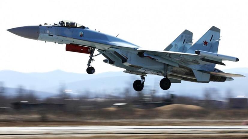 National Interest сравнил российские истребители Су-35 и Су-57