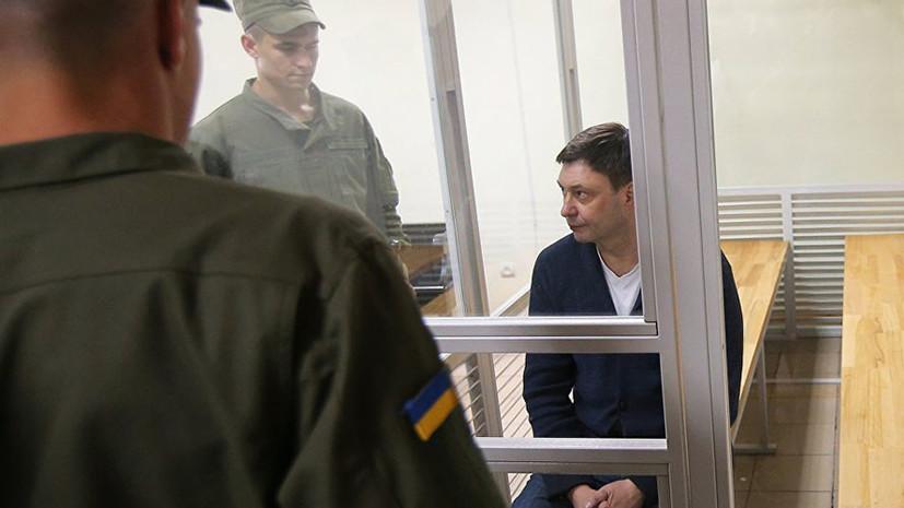 В Совфеде назвали Вышинского политическим узником Украины