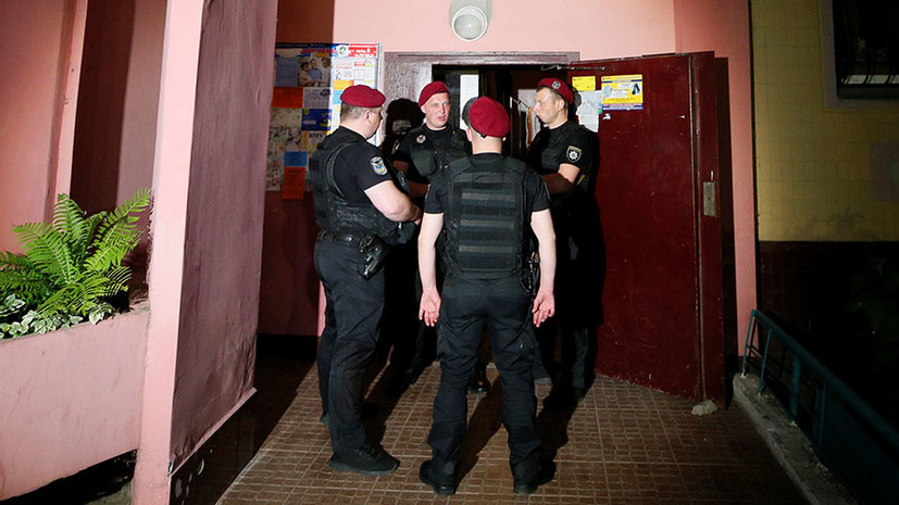 СМИ: СБУ подозревает предполагаемого организатора покушения на Бабченко в терроризме