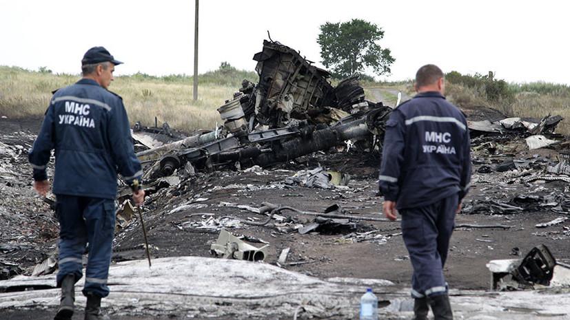 Лукашевич: выводы по MH17 основаны на сомнительных данных