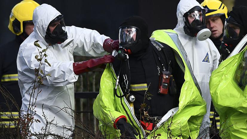 МИД России: Великобритания искажает суть произошедшего в Солсбери