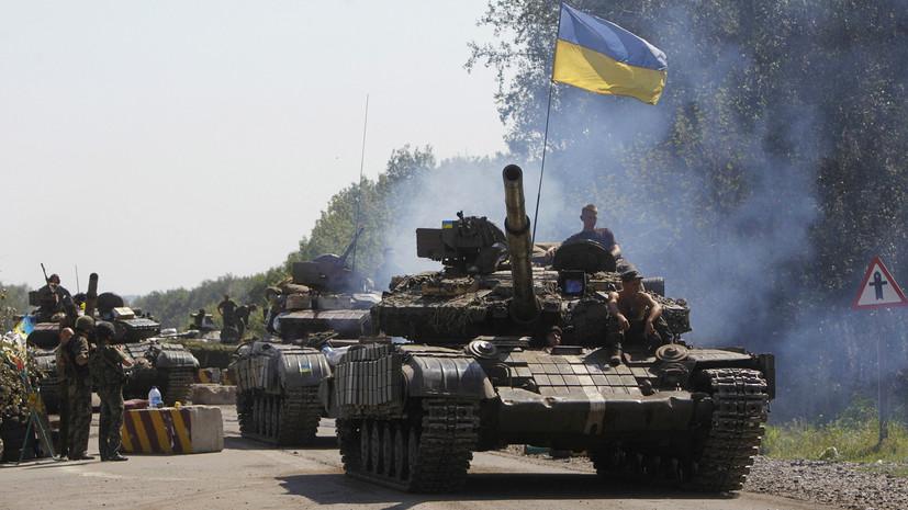 Порошенко отверг вариант силового решения конфликта в Донбассе