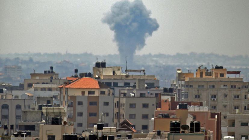 Красный Крест направит врачей в сектор Газа