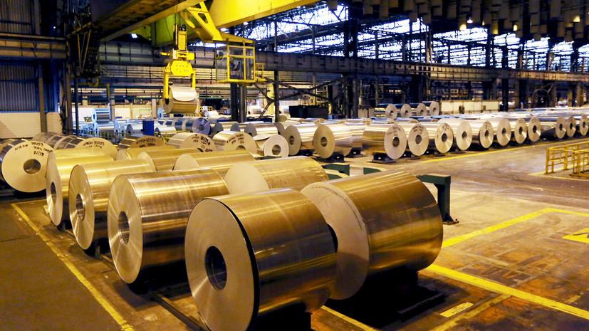 США вводят пошлины на алюминий и сталь из Европы и Канады