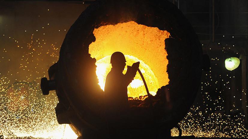 СМИ: Мексика заявила об ответных мерах на введение США пошлин на алюминий и сталь