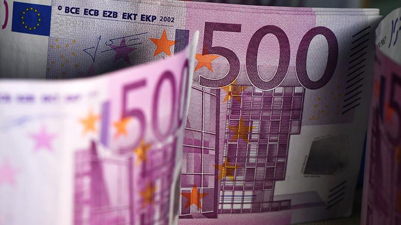 ЕК: пошлины США касаются экспорта Евросоюза на €6,4 млрд за 2017 год