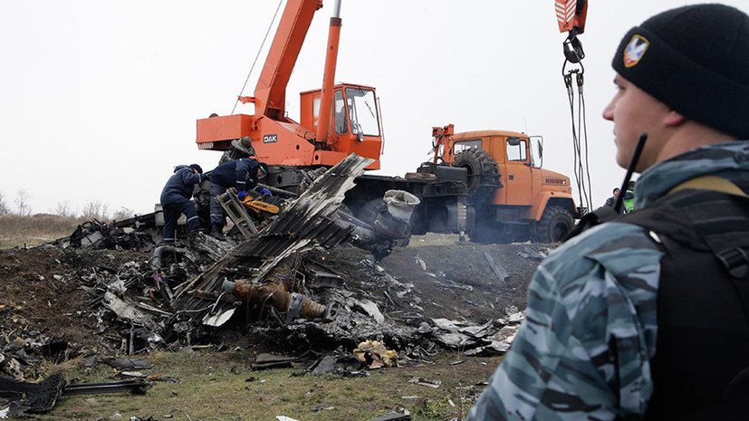 Глава МИД Нидерландов допустил, что Киев могут включить в число ответственных по делу MH17