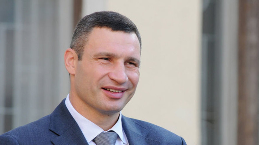 Кличко устроил экскурсию по Киеву для главы МИД Германии