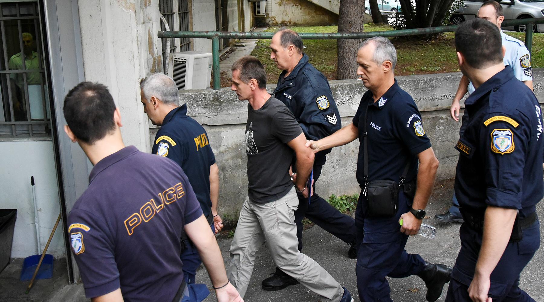 Александр Винник прокомментировал данные о покушении на него в греческой тюрьме