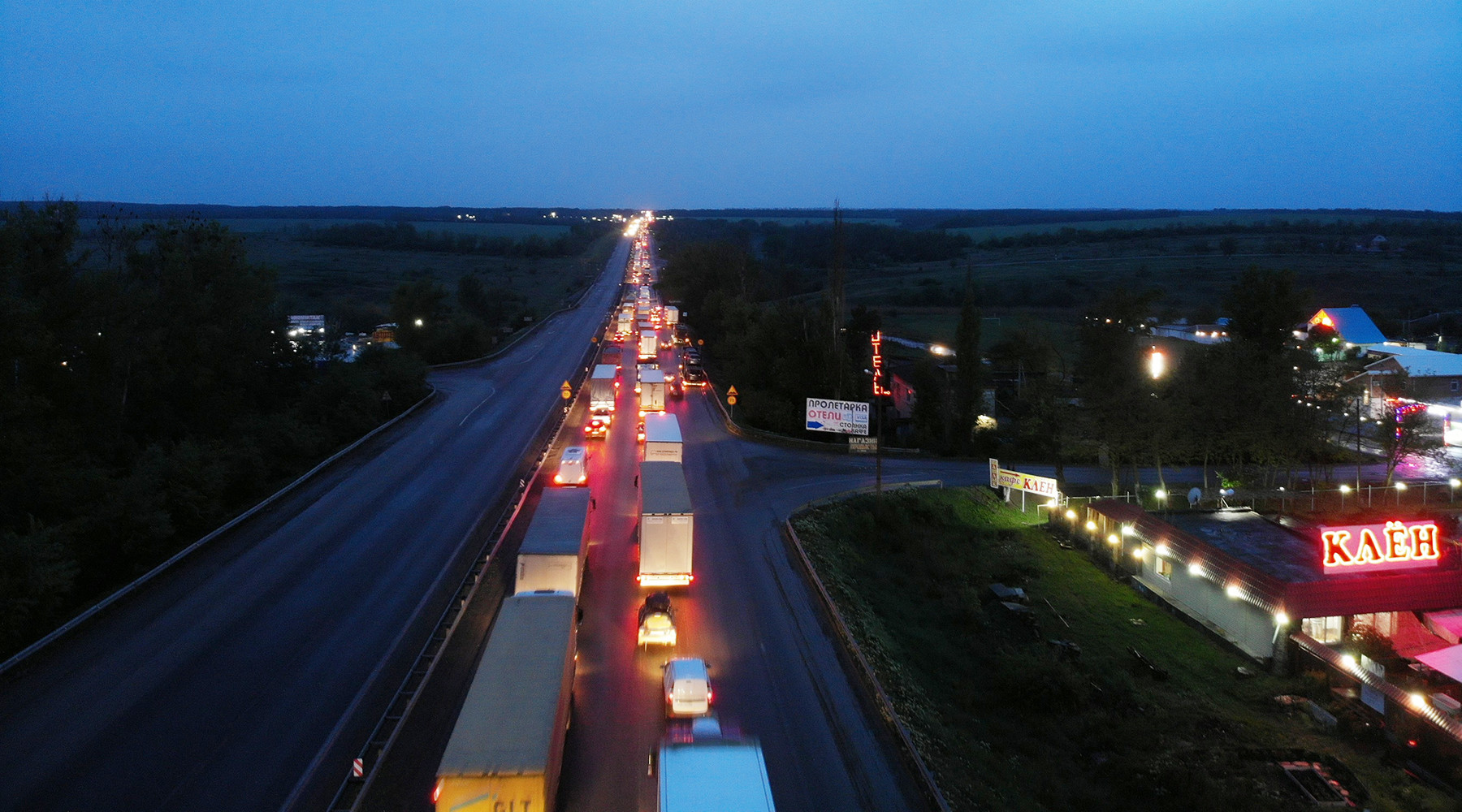 Как доехать до Крыма и Крымского моста на автомобиле