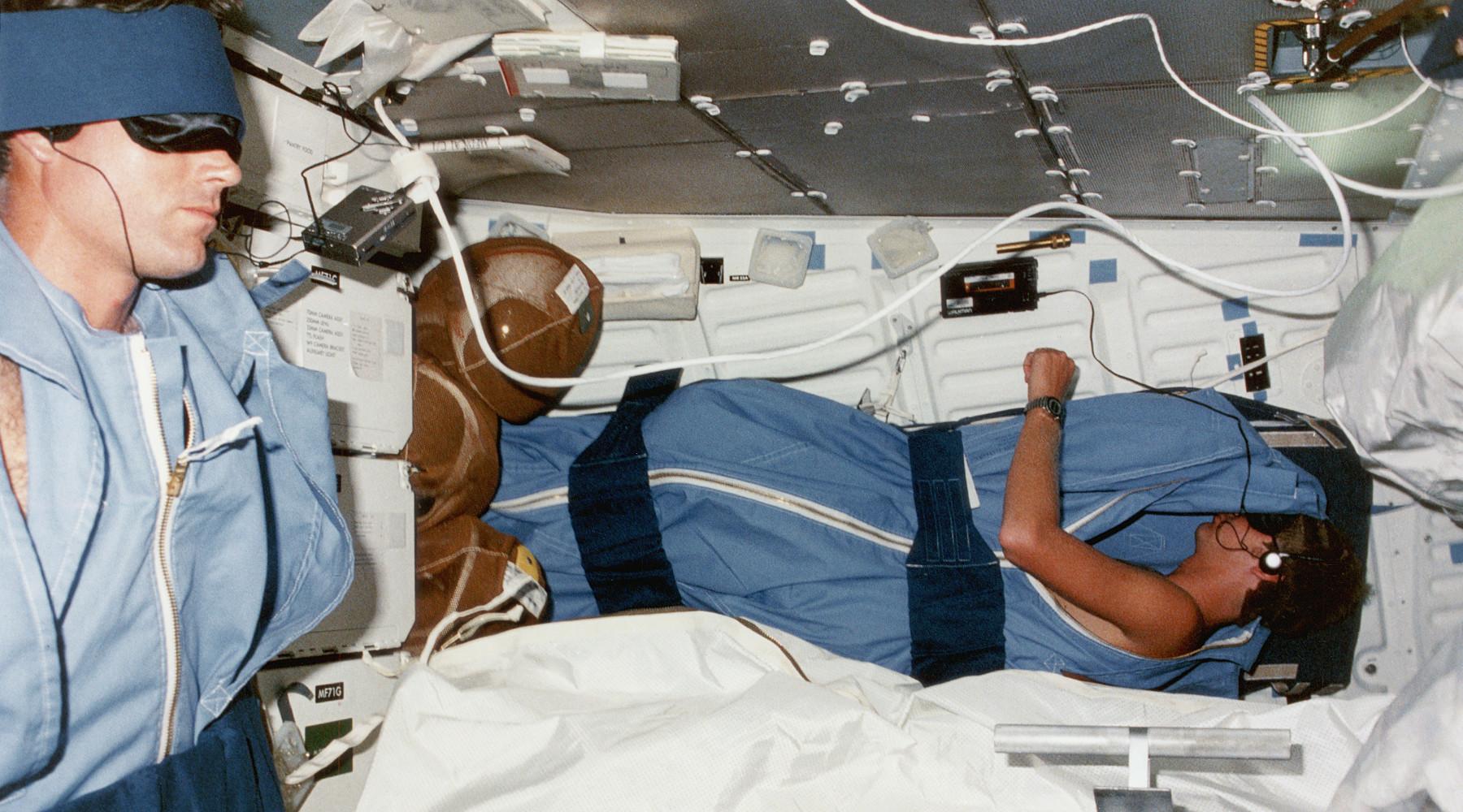 Насколько эффективен метод погружения космонавтов в «спячку»