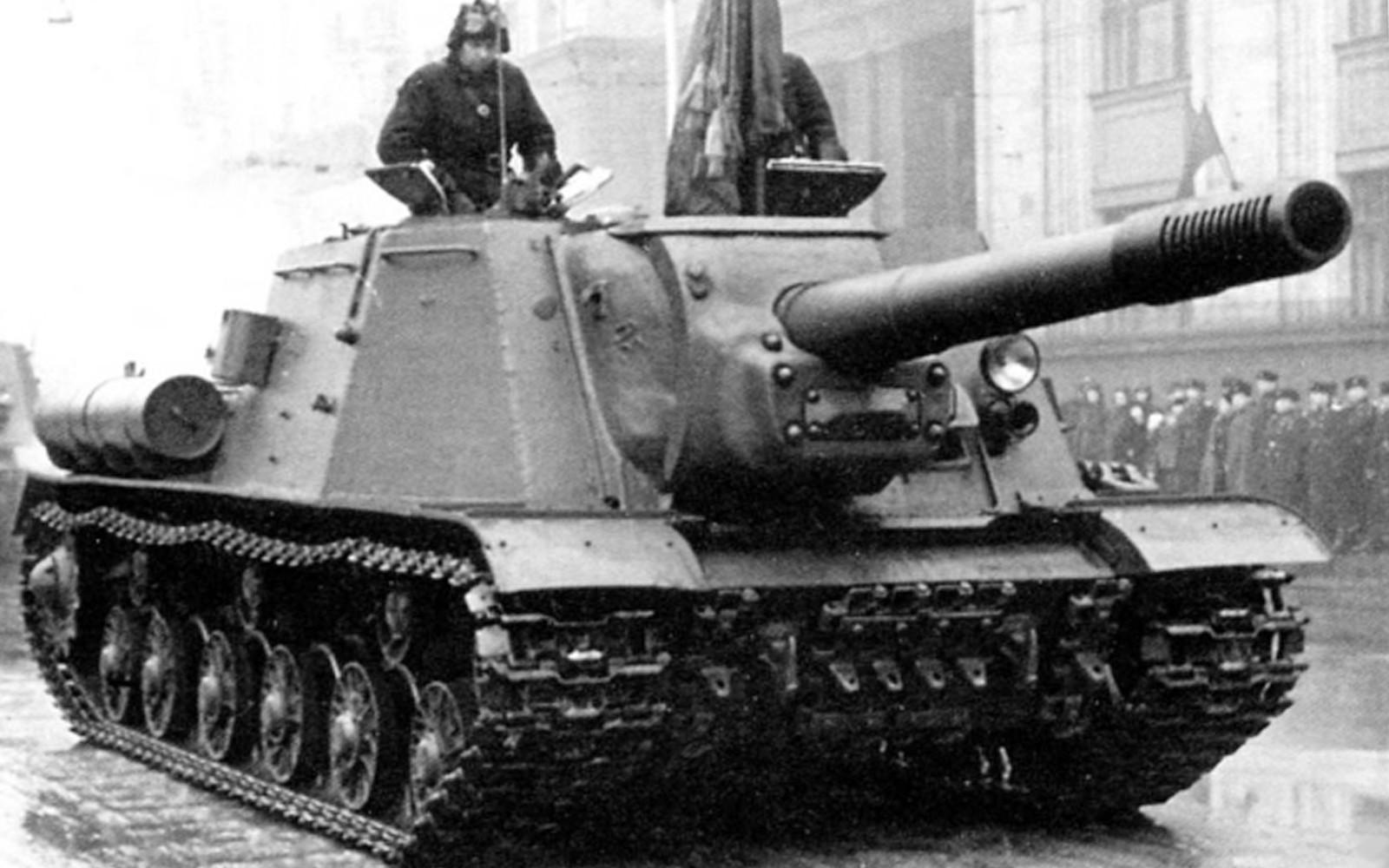Сталинский «Зверобой»: какую роль сыграла вВОВ легендарная советская самоходка (ФОТО)