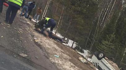 В Кировской области в ДТП погибли три человека