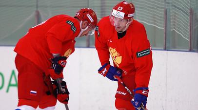 Дацюк будет капитаном сборной России по хоккею на ЧМ-2018 в Дании