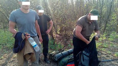 На Украине пограничники задержали трёх человек за попытку попасть в Чернобыльскую зону