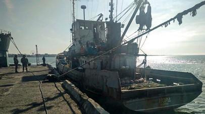 Защита членов экипажа судна «Норд» обратилась в ООН и ОБСЕ