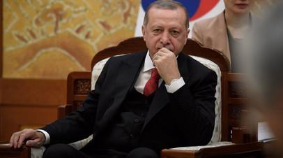 Эрдоган рассказал о противостоянии планам Запада по созданию кризиса на Балканах