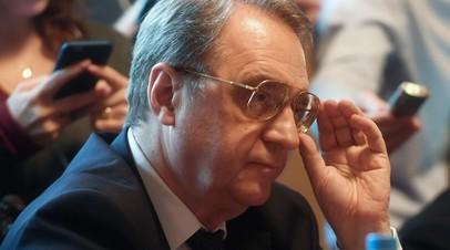 Замглавы МИД России и посол Китая обсудили ситуацию на Корейском полуострове