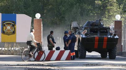 Минобороны Украины заявило о планах построить 15 новых складов боеприпасов