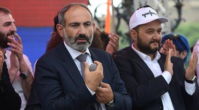 Пашинян заявил о готовности наладить отношения с Турцией без предварительных условий