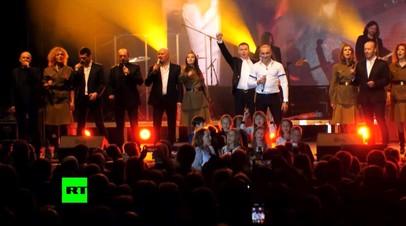 Мелодии Победы: песни к 9 Мая в исполнении Soprano и «Хора Турецкого»