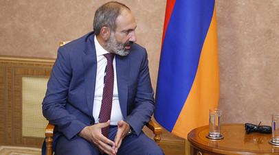 «Готов вести переговоры»: о чём говорил Пашинян в ходе своего первого официального визита на посту премьера Армении