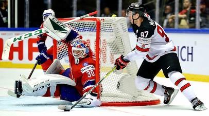 Первое поражение России, решающее большинство США и хет-трик Макдэвида: итоги седьмого дня ЧМ по хоккею