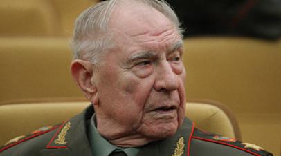Маршал Дмитрий Язов