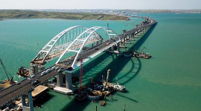 Идея террористического характера: как в России отреагировали на призыв американского издания бомбить Крымский мост