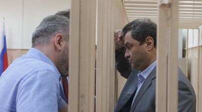 Защита просит отпустить Пирумова под домашний арест