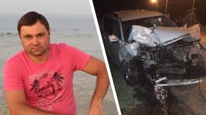 Судья Максим Якуш и его автомобиль Toyota Prado