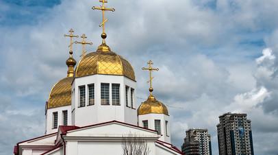 В ходе нападения боевиков на церковь в Грозном священнослужители не пострадали