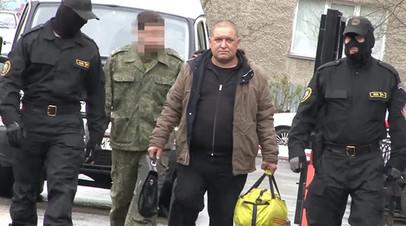 Задержание начальника отдела надзора по г. Кемерово Григория Терентьева