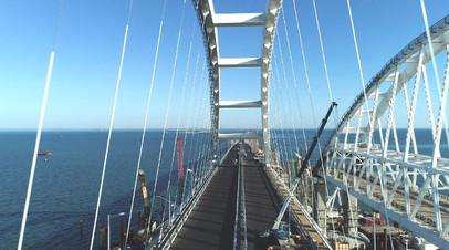 Опубликован трейлер к фильму RTД про Крымский мост