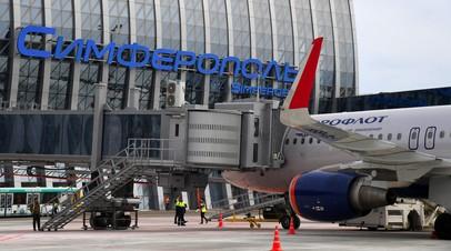 СБУ заблокировала на Украине работу компаний по продаже авиабилетов в Крым