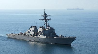 Американский эсминец «Хиггинс»