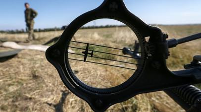 В ДНР заявили, что ВСУ устанавливают минные заграждения возле Горловки