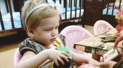 В Россию удалось вернуть дочь погибшей в Сирии Дарьи Ицанковой