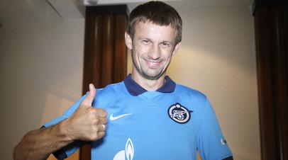 «Рубин» поздравил Семака с назначением на должность главного тренера «Зенита»