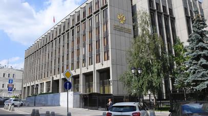 Совфед одобрил закон о контрсанкциях в отношении США