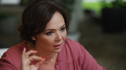 Весельницкая прокомментировала задержание Браудера
