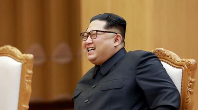 Ким Чен Ын передал Путину привет через Лаврова
