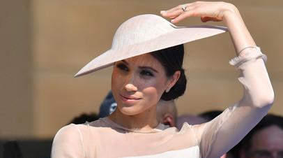 Меган Маркл попала в список самых влиятельных британских женщин по версии Vogue