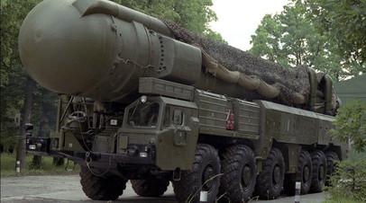 Подвижный грунтовый ракетный комплекс РСД-10 «Пионер»