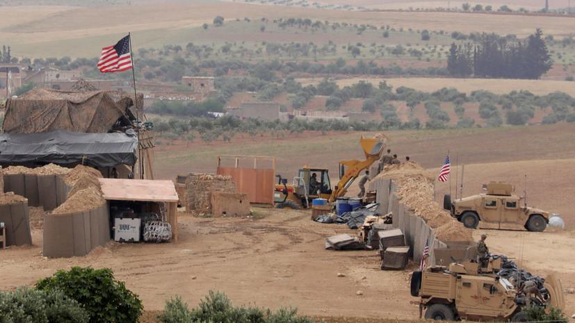 Почему в Пентагоне предостерегли Асада от применения силы против коалиции США