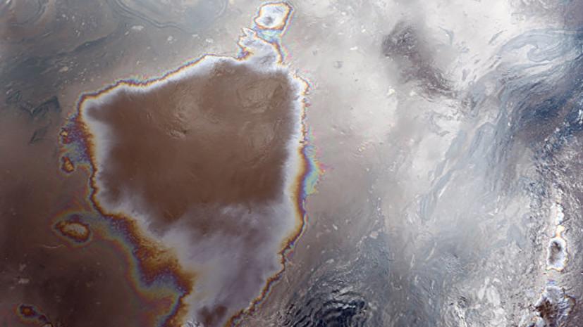 Прокуратура приступила к проверке из-за разлива нефти на Сахалине